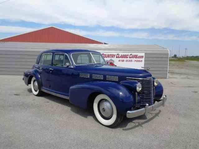 1938 Cadillac Series 60 | 1019577