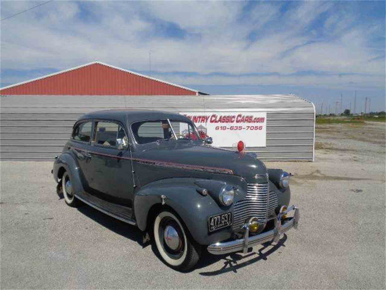 Large Picture of 1940 Special Deluxe located in Staunton Illinois - $13,950.00 Offered by Country Classic Cars - LUPM