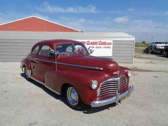 1942 Chevrolet Business Coupe | 1019579