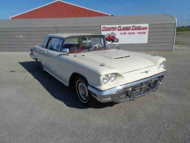 1960 Ford Thunderbird | 1019584