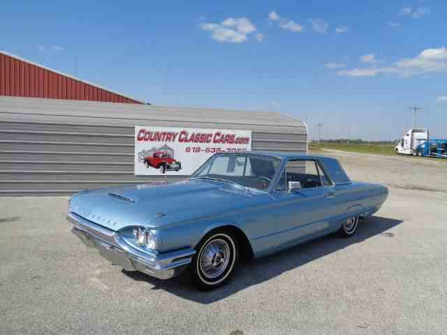 1964 Ford Thunderbird | 1019586