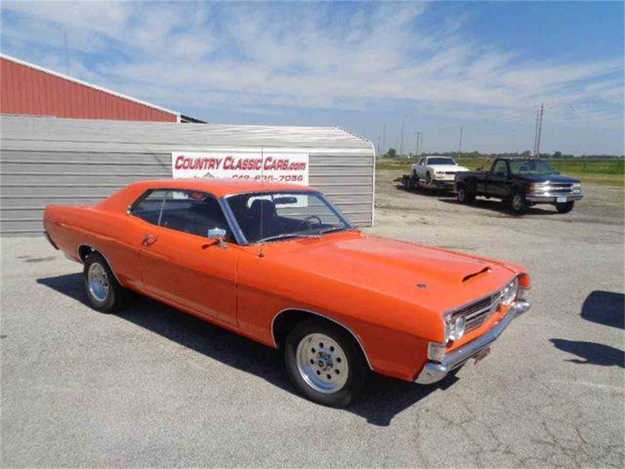 1968 Ford Fairlane for Sale - CC-1019589