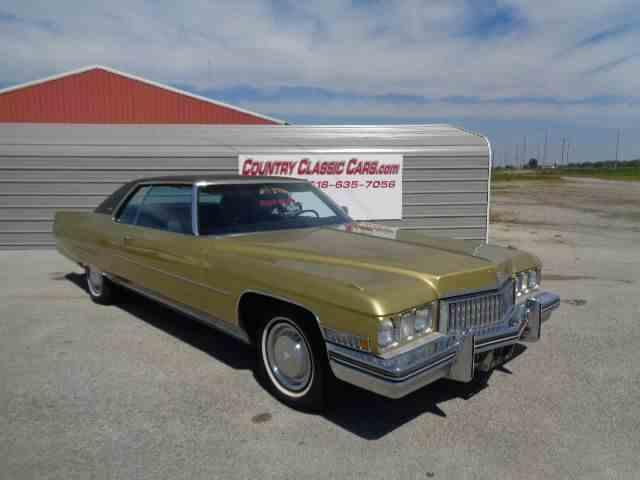 1973 Cadillac DeVille | 1019591