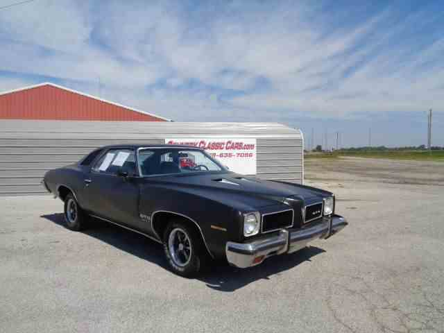 1973 Pontiac GTO | 1019592