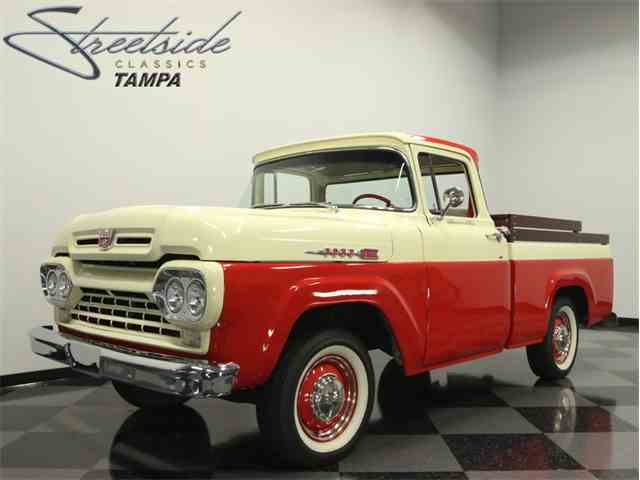 1960 Ford F100 | 1010096