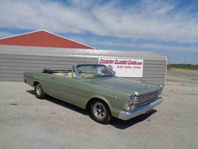 Picture of '66 Galaxie 500 - LUQ9