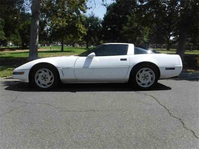 1995 Chevrolet Corvette | 1019602