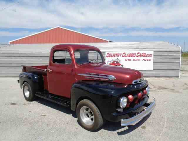 1952 Ford F100   1019605