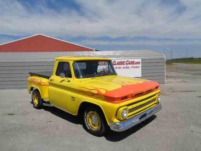 1966 Chevrolet C/K 10 | 1019606