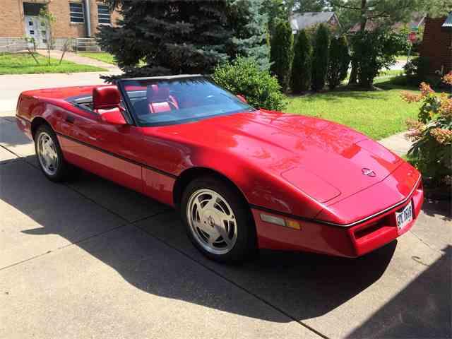 1989 Chevrolet Corvette | 1010961