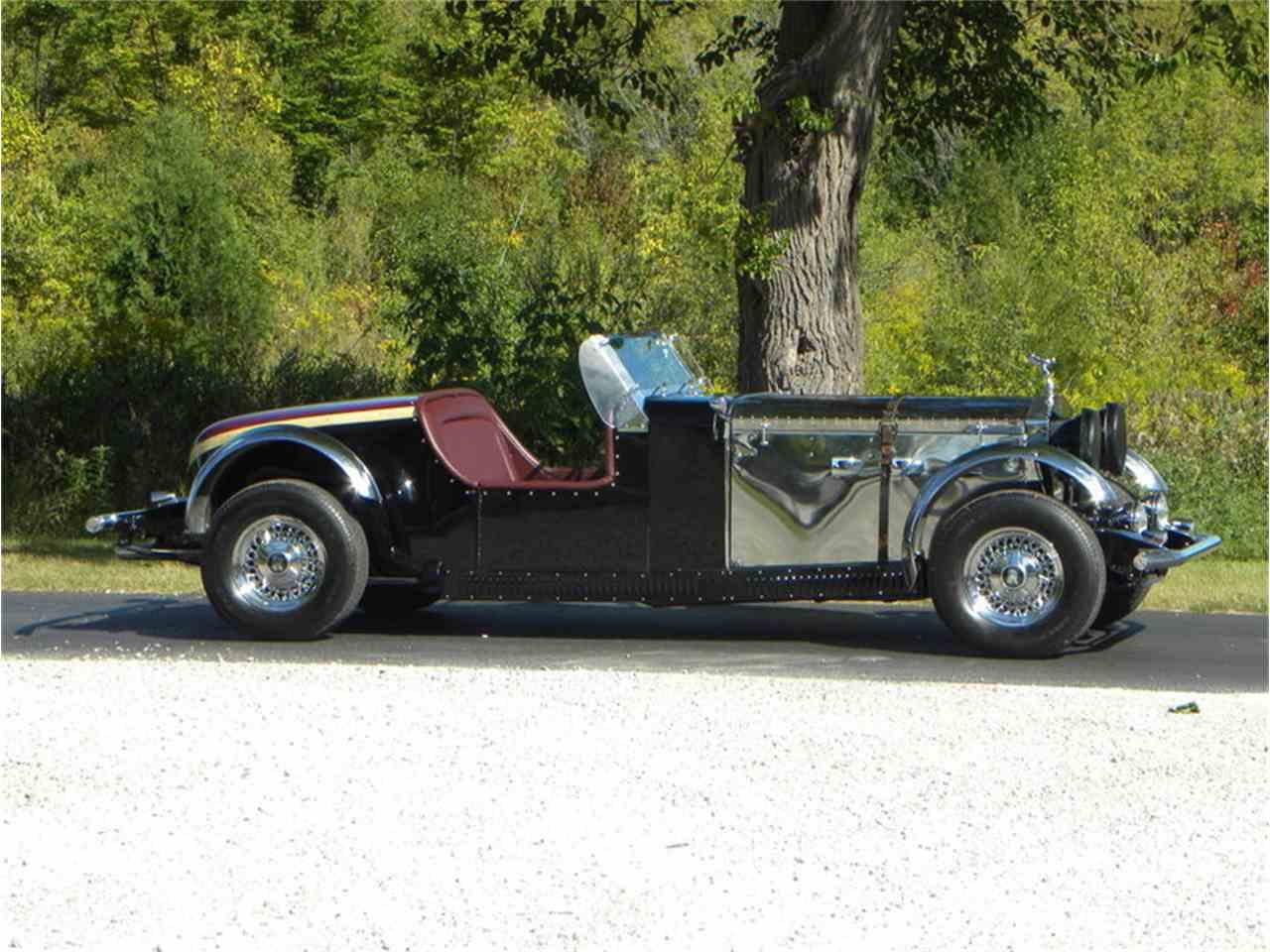 Large Picture of '55 Custom Rolls Royce Speedster - LUQJ