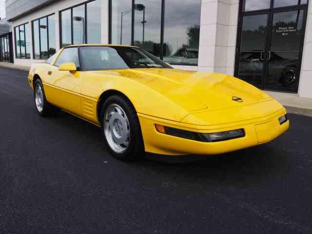 1991 Chevrolet Corvette | 1019618