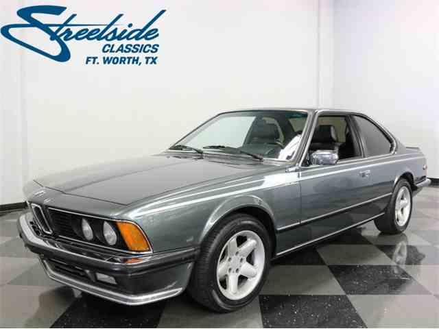 1983 BMW 635csi Euro | 1019620
