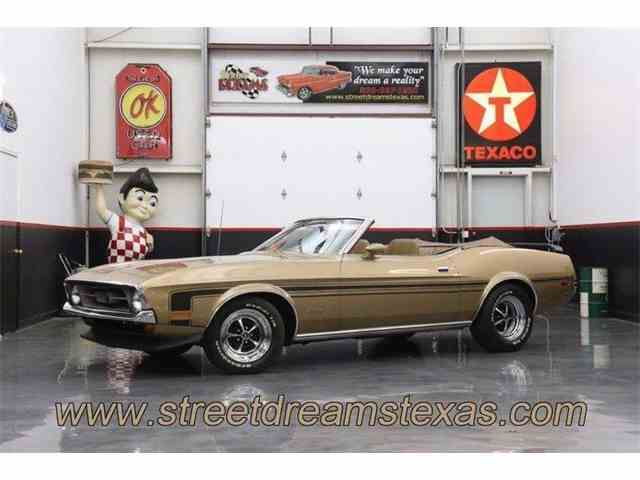 1972 Ford Mustang | 1019621