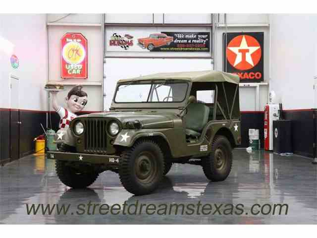 1954 Willys Jeep | 1019630