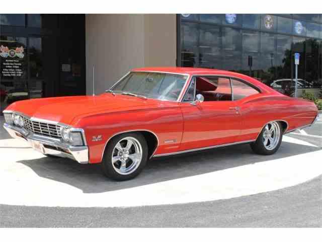 1967 chevrolet impala for sale on 20 available. Black Bedroom Furniture Sets. Home Design Ideas