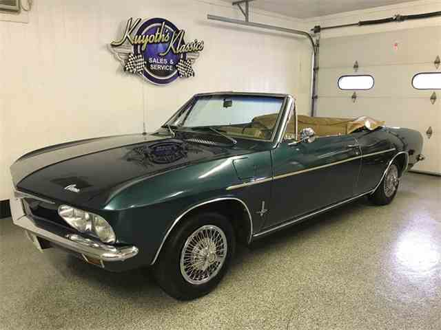 1965 Chevrolet Corvair | 1019640