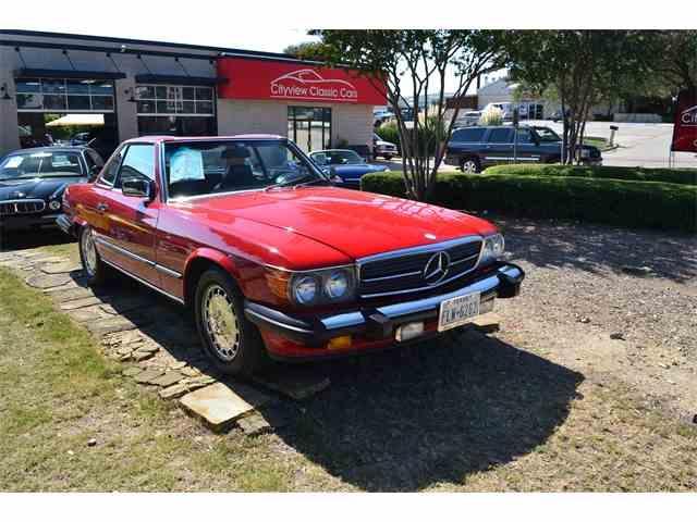 1987 Mercedes-Benz 560 | 1019654