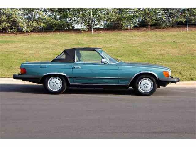 1983 Mercedes-Benz 380L | 1010967