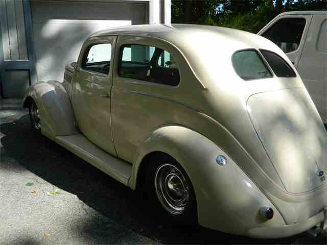 Picture of '37 Ford Slantback - $38,500.00 - LUSB