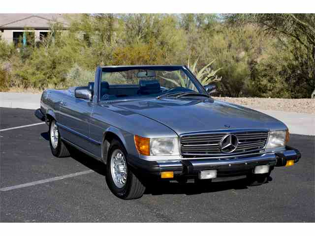 1981 Mercedes-Benz 380SL | 1019679