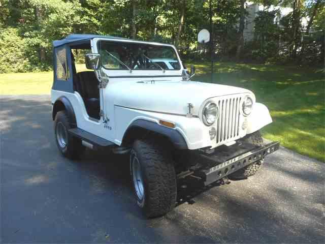 1980 Jeep CJ5 | 1019683
