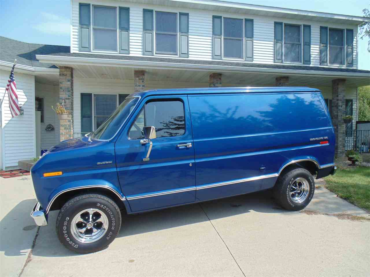 Large Picture of '78 Ford Econoline - $12,999.00 Offered by Braaten's Auto Center - LUSO
