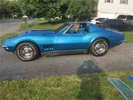 1968 Chevrolet Corvette for Sale - CC-1019697