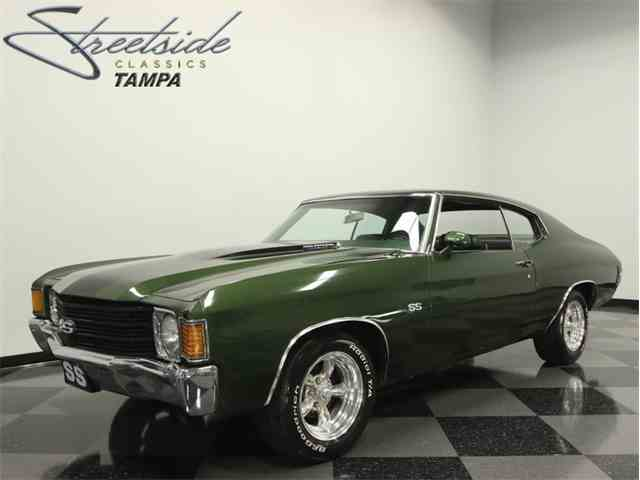 1972 Chevrolet Chevelle | 1010097