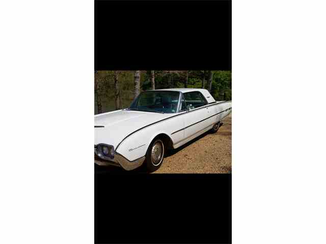 1962 Ford Thunderbird | 1019708