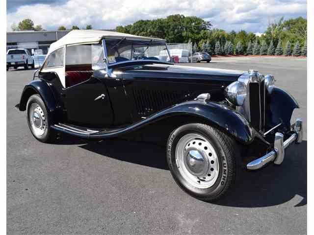 1951 MG TD | 1019712