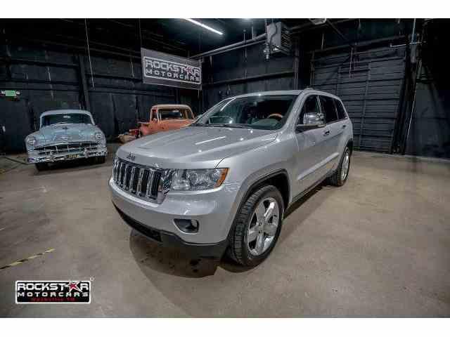 2012 Jeep Grand Cherokee | 1019723