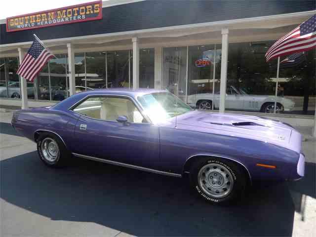 1970 Plymouth Cuda | 1010973