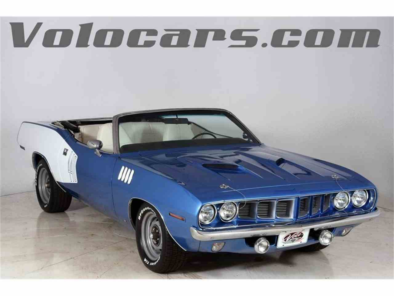 Large Picture of '71 Barracuda - LUTZ