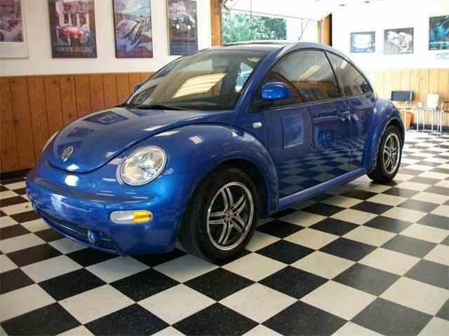 2000 Volkswagen Beetle | 1019747