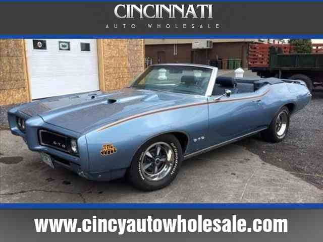 1969 Pontiac GTO | 1019748