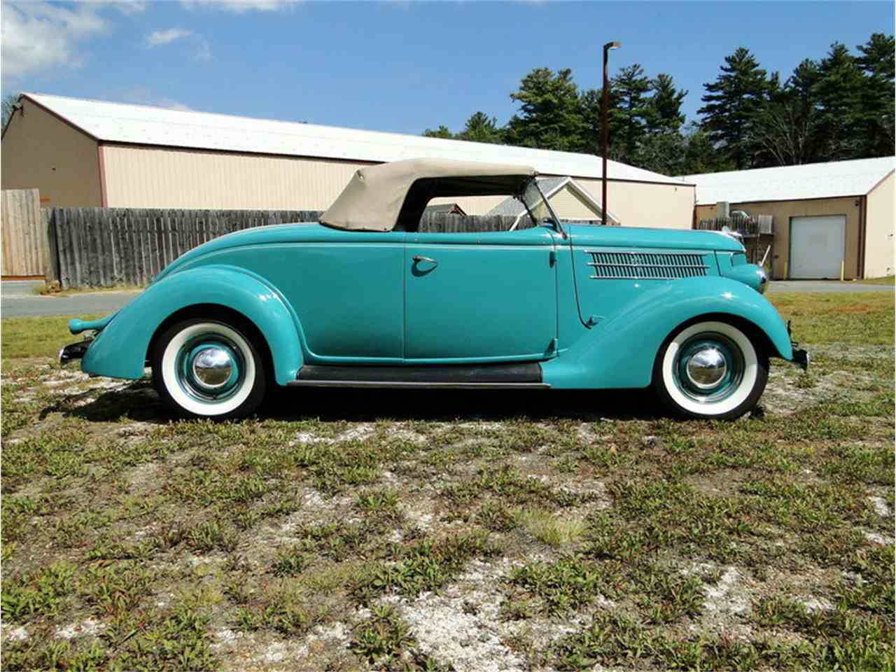 Large Picture of Classic 1936 Ford Roadster - $43,000.00 Offered by Legendary Motors LLC - LUUG