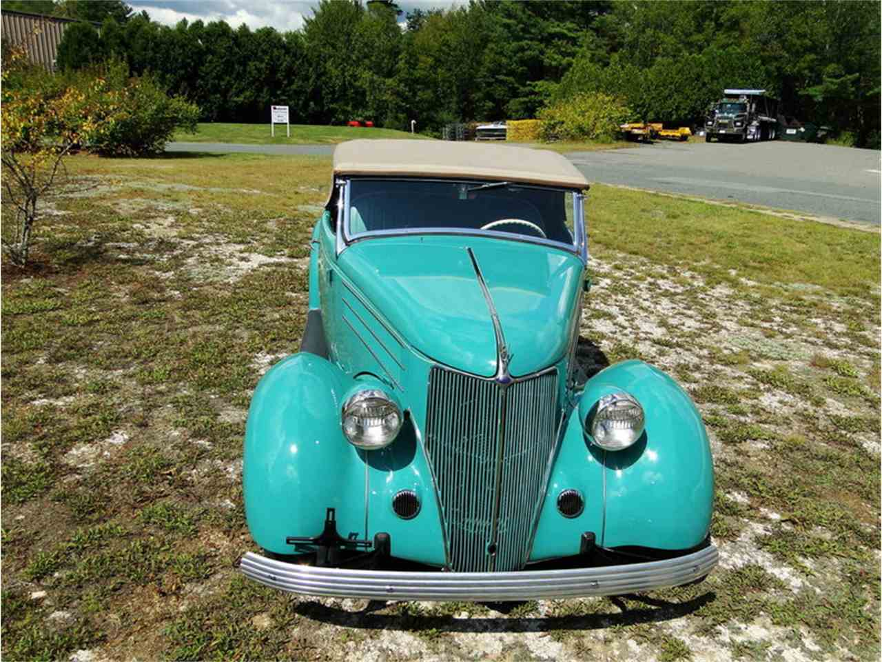 Large Picture of Classic 1936 Roadster located in Massachusetts - LUUG