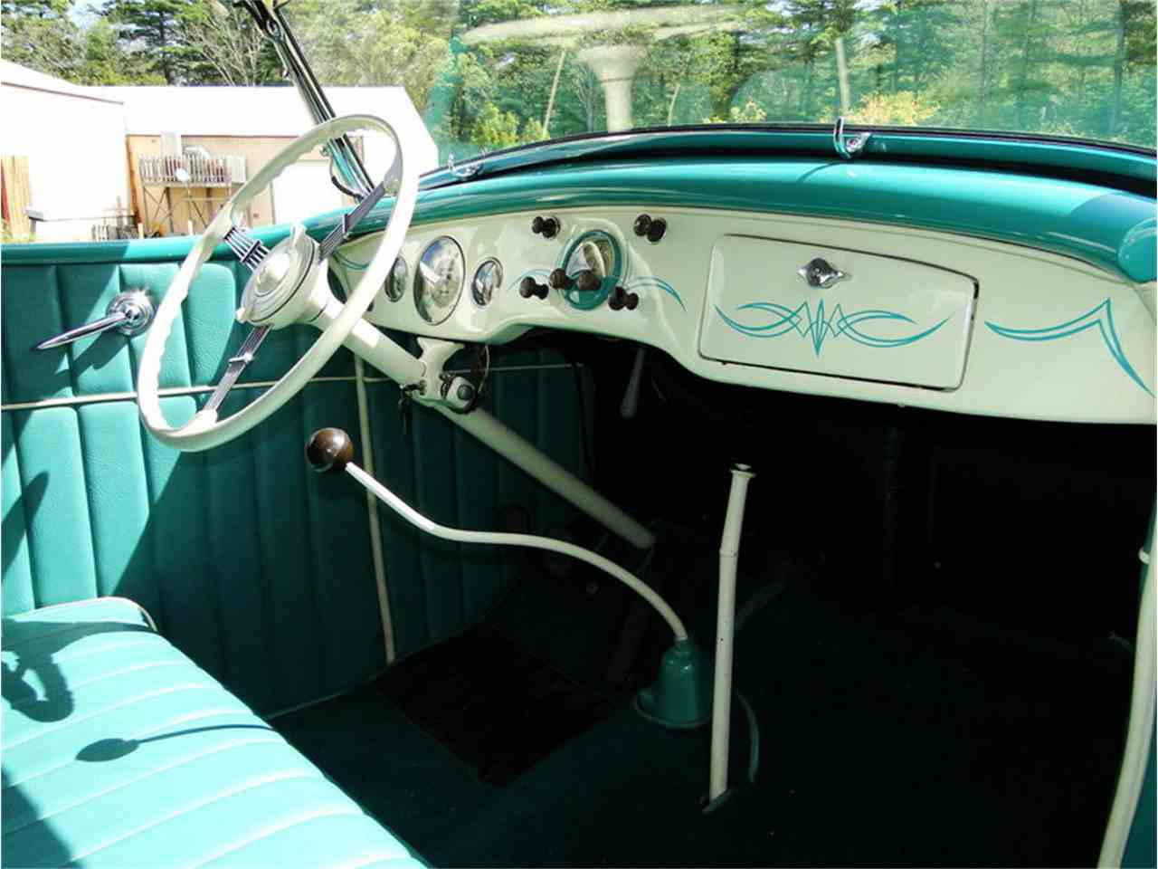 Large Picture of '36 Roadster located in Beverly Massachusetts - $43,000.00 Offered by Legendary Motors LLC - LUUG