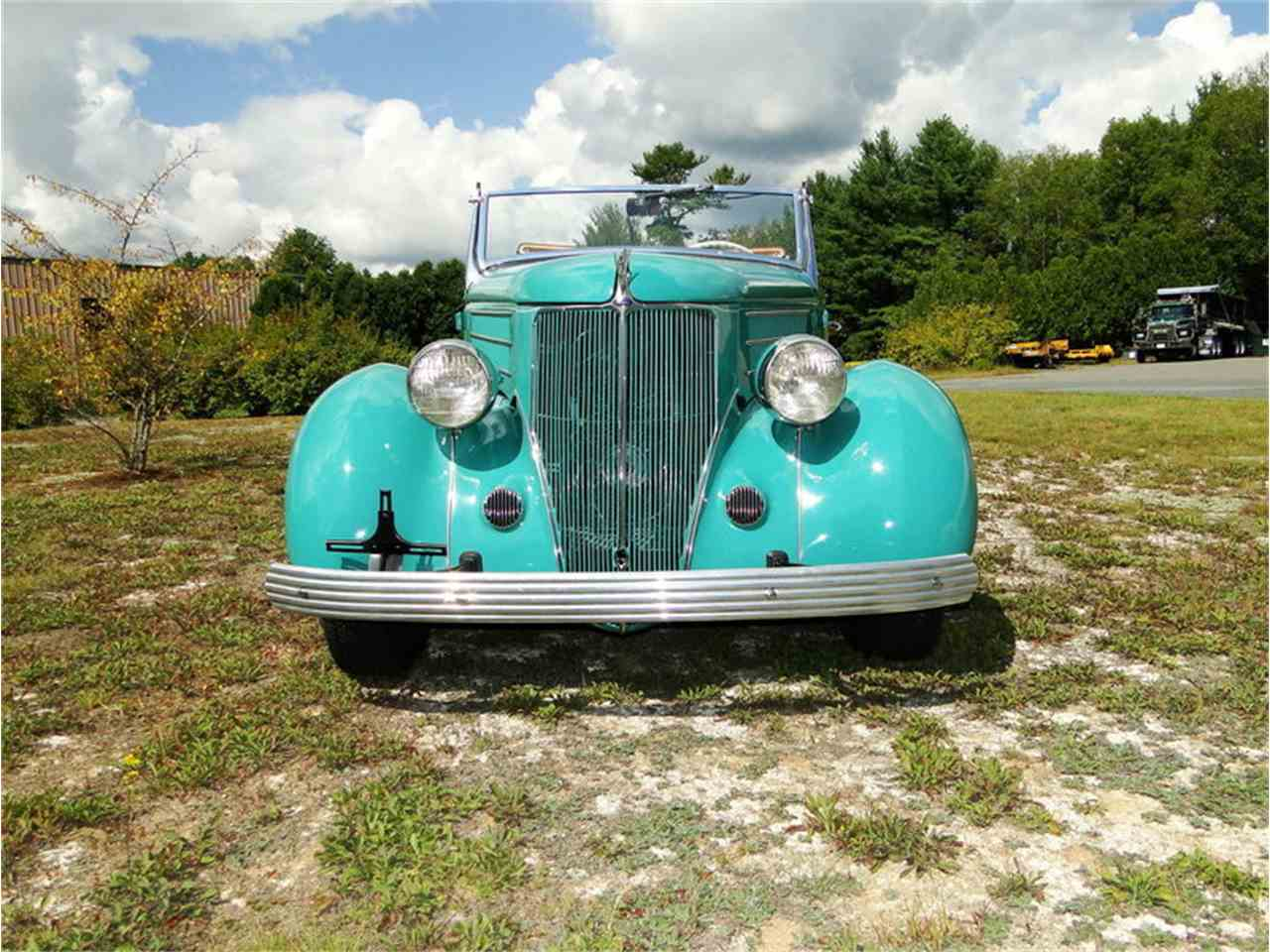 Large Picture of 1936 Roadster located in Beverly Massachusetts - LUUG