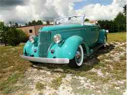 Picture of Classic '36 Roadster located in Massachusetts - $43,000.00 - LUUG