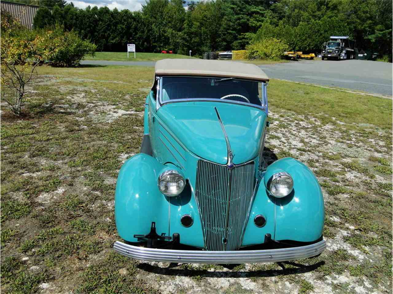 Large Picture of 1936 Roadster - LUUG