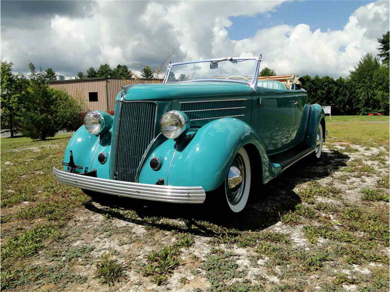 Large Picture of 1936 Ford Roadster located in Massachusetts - $43,000.00 - LUUG