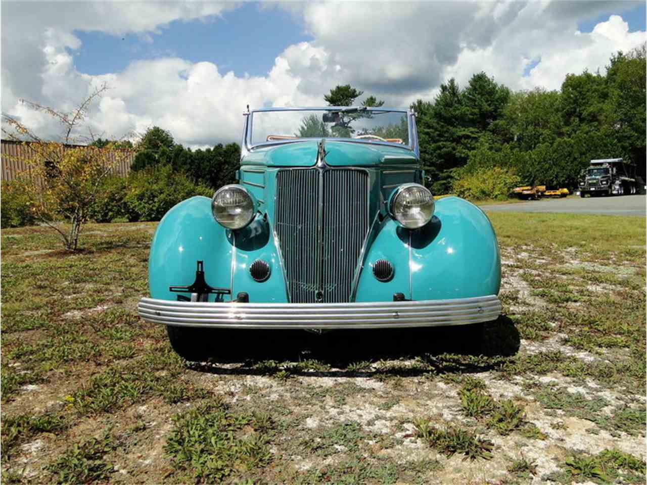 Large Picture of Classic 1936 Ford Roadster located in Beverly Massachusetts - $43,000.00 Offered by Legendary Motors LLC - LUUG