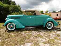 Picture of Classic '36 Roadster - $43,000.00 Offered by Legendary Motors LLC - LUUG