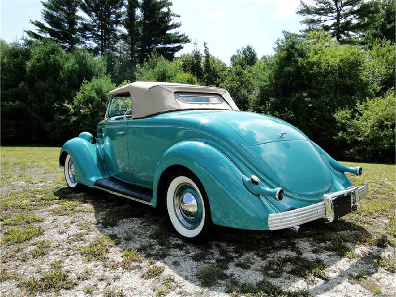 Large Picture of Classic 1936 Roadster Offered by Legendary Motors LLC - LUUG