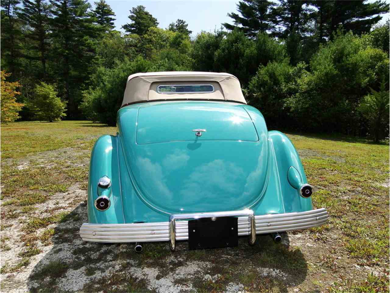 Large Picture of Classic '36 Ford Roadster - $43,000.00 - LUUG