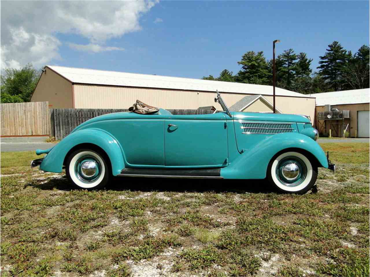 Large Picture of Classic '36 Roadster located in Massachusetts - $43,000.00 - LUUG