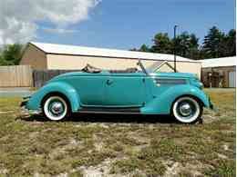 Picture of Classic '36 Ford Roadster located in Beverly Massachusetts - $43,000.00 - LUUG