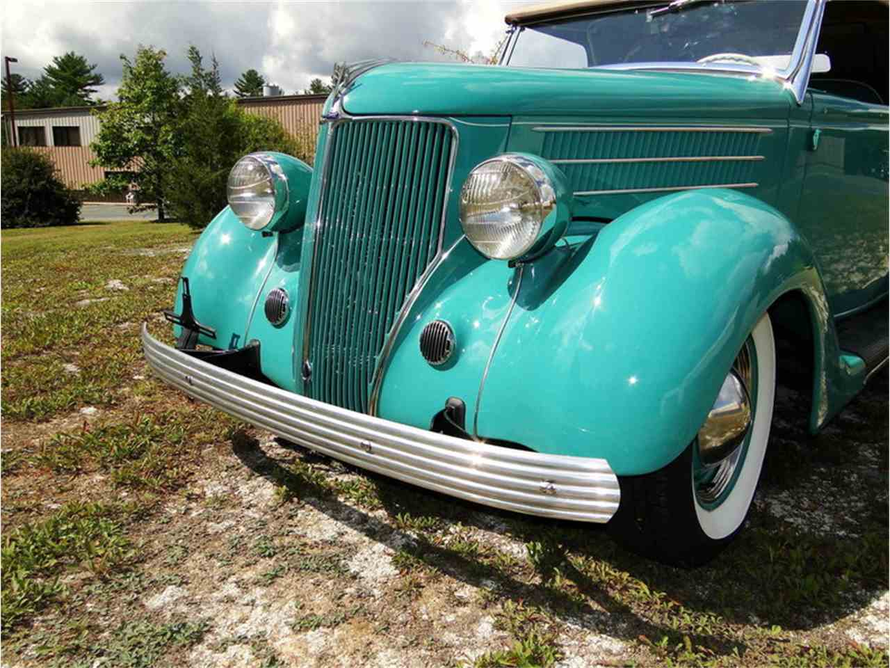 Large Picture of 1936 Ford Roadster located in Beverly Massachusetts Offered by Legendary Motors LLC - LUUG